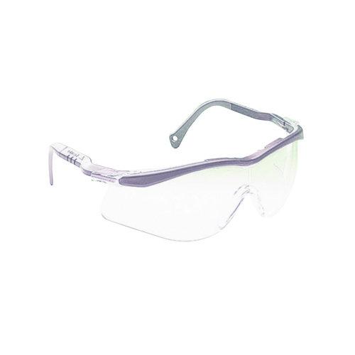 Honeywell North veiligheidsbril Edge T5600 4A-coating blank met grijze veren