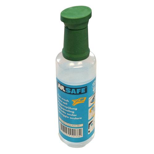 M-Safe M-Safe, oogspoelfles, 500 ml seriele wateroplossing