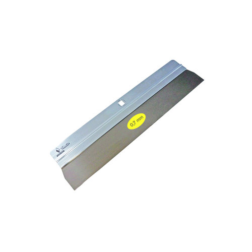Super Prof  Super Prof Bladhouder SP aluminium met mes 380x0,7mm RVS voor Twister