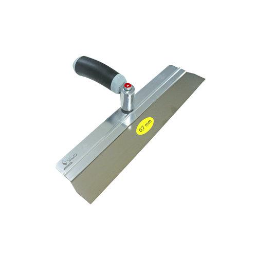 Super Prof  Super Prof Twister aluminium 480x0,7mm RVS