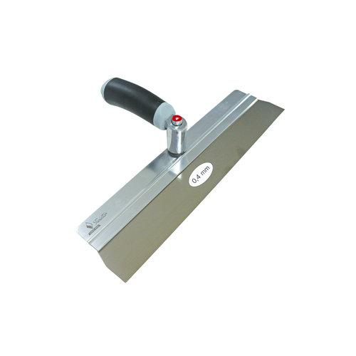 Super Prof  Super Prof Twister aluminium 570x0,4mm RVS