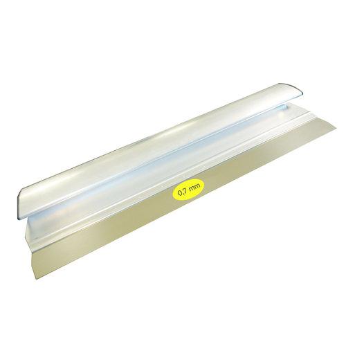 Super Prof  Super Prof Comfort Profile aluminium 1000x0,7 mm RVS