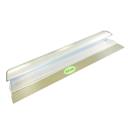 Super Prof  Super Prof Comfort Profile aluminium 1000x0,3 mm RVS