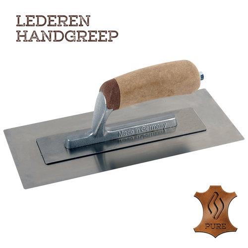 Super Prof  Super Prof Pleisterspaan Flex  PURE 330x125x0,4mm RVS Handgreep Leer