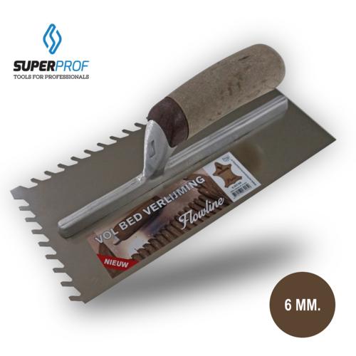 Super Prof  Super Prof Flowline Lijmkam 6 mm