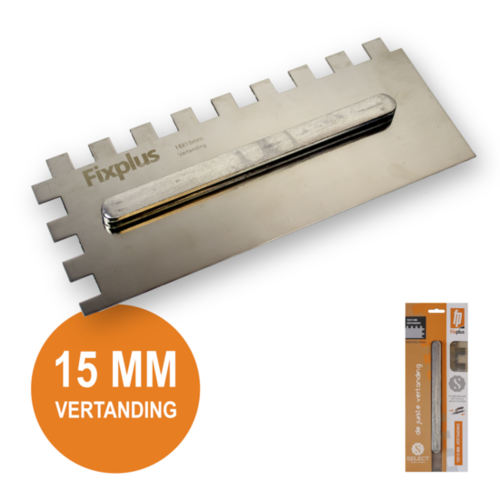 Fix Plus ® Fix Plus ® Select Lijmkam 15 mm.