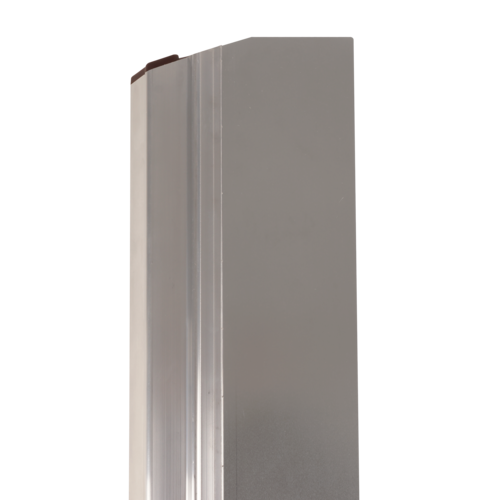 Super Prof  Comfort Profile NEXT aluminium 1200x0,3 mm RVS afgerond