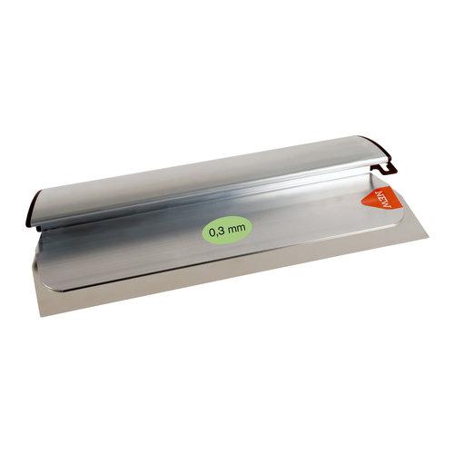 Super Prof  Comfort Profile NEXT aluminium 800x0,3 mm RVS afgerond