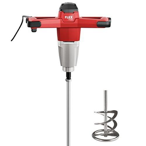Flex Power Tools  Flex Mixer met 1 versnelling en gasgeefschakelaar 1010 Watt
