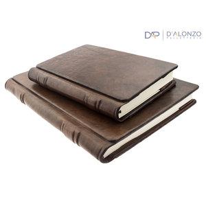 Manufactus Venezia leren notitieboek