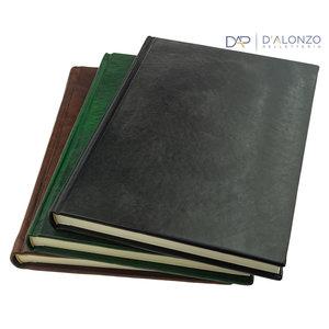 Legatoria Toscana Echo leren notitieboek