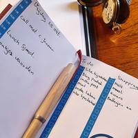 Een Bullet Journal, productief en vrij!
