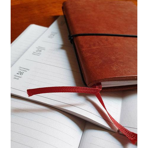 Leren Travel Journal