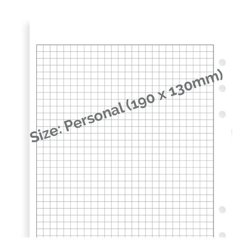 Filofax Filofax wit ruit notitiepapier - Personal