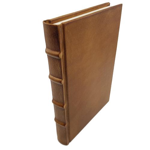 Legatoria Koiné Monterosso notitieboek - Cognac