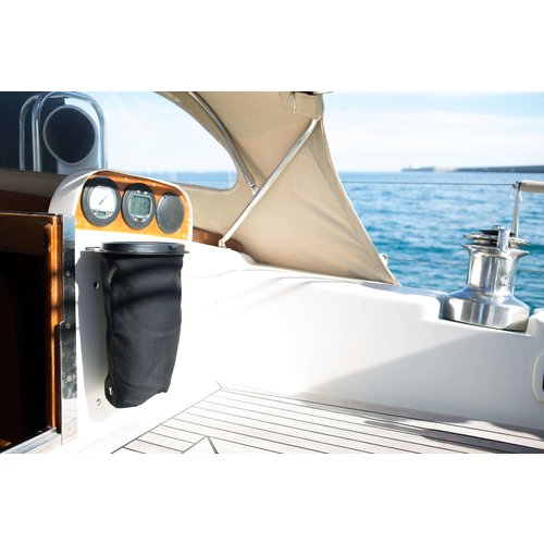 Flextrash Boat package size L  incl. Vacuclip & Wallmount