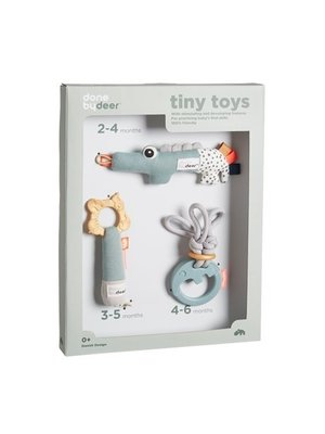 Done by deer Tiny Toys cadeauset
