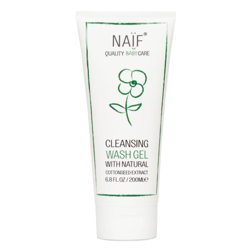 Naïf  Cleansing washgel