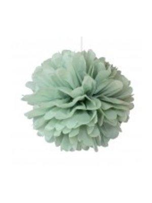 Engelpunt Pompon 25 centimeter Pastel Green