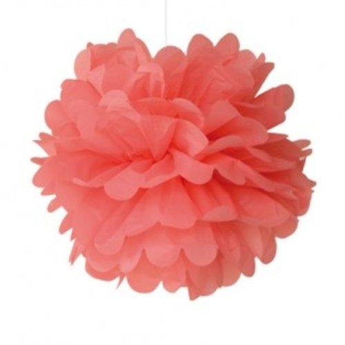 Engelpunt Pompon 25 centimeter Pink