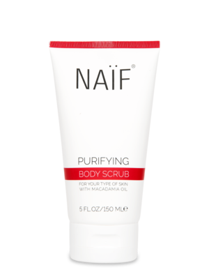 Naïf  Mommy bodyscrub