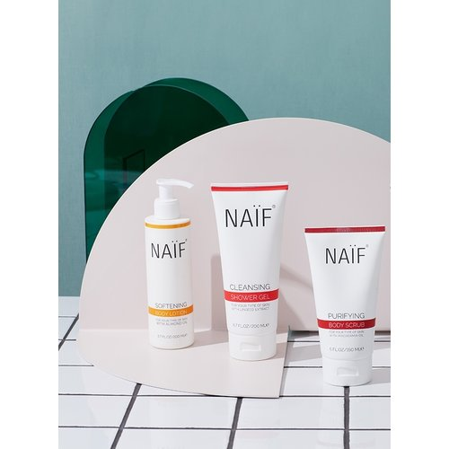 Naïf  Mommy bodylotion