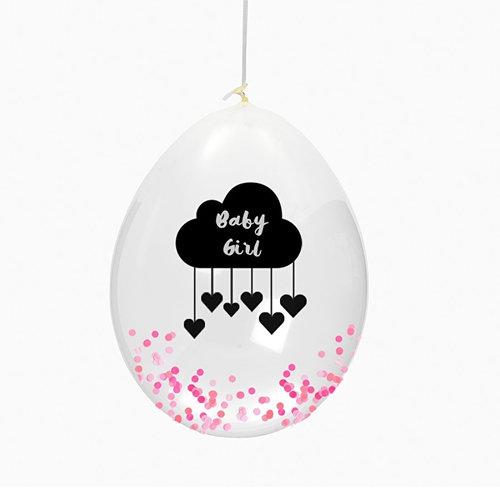 Huusje.nl Ballon Baby Girl