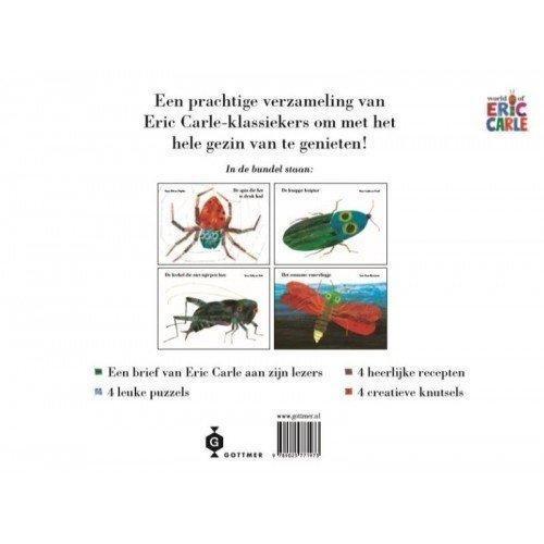 Uitgeverij Gottmer Het grote boek van kleine beestjes
