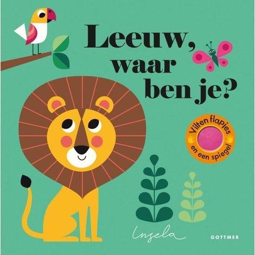 Uitgeverij Gottmer Leeuw, waar ben je?