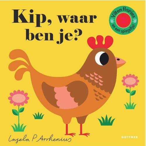 Uitgeverij Gottmer Kip, waar ben je?