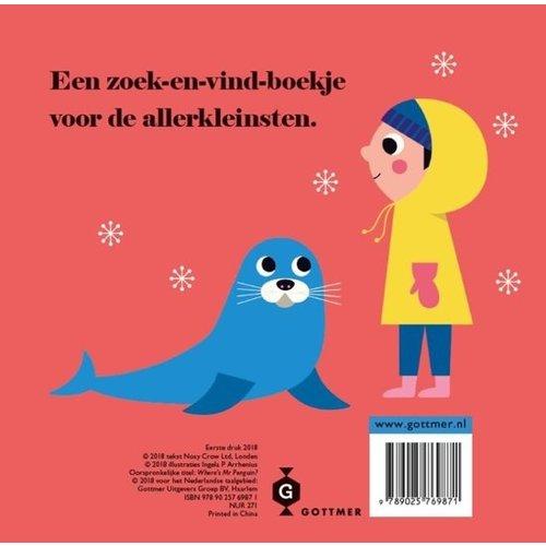 Uitgeverij Gottmer Pinguïn, waar ben je?  - Copy