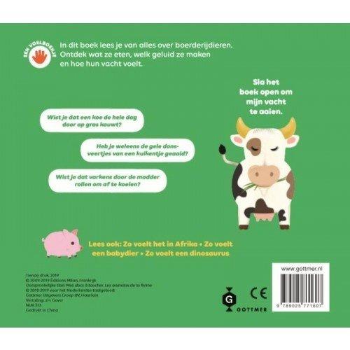 Uitgeverij Gottmer Zo voelt het op de boerderij