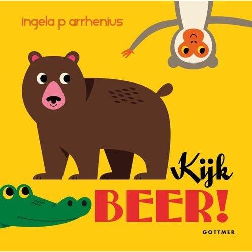 Uitgeverij Gottmer Kijk beer!