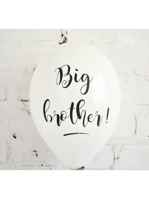 SuzyB Ballonnen Big Brother