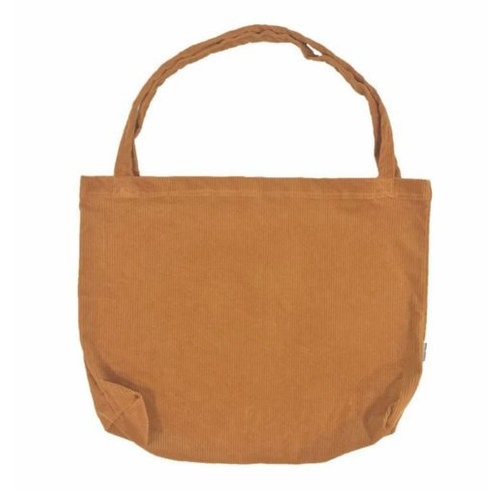 Studio Noos Orange rib mom bag