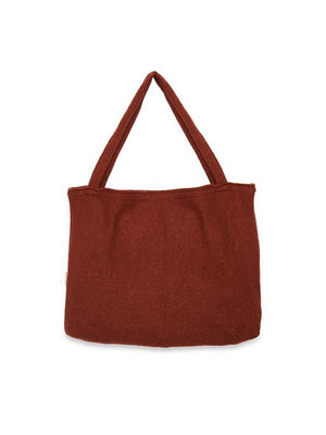 Studio Noos Ginger woolish mom bag