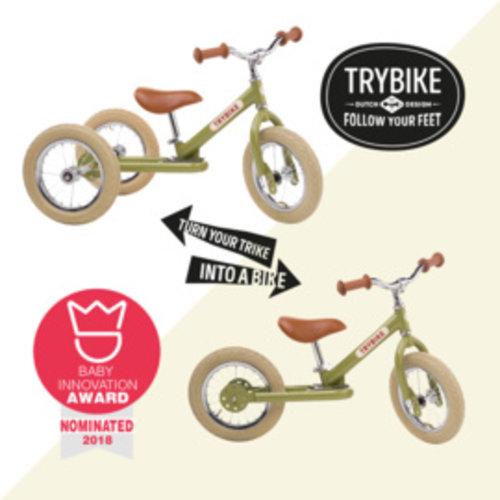 Trybike Vintage Steel  | Groen