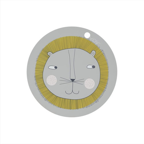 Oyoy  Placemat Lion