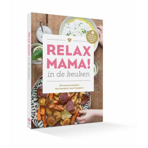 Uitgeverij Snor Relax mama in de keuken