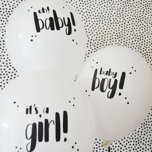 Sparkle Ballonnen It's a Boy