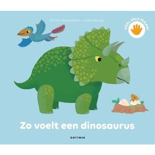 Uitgeverij Gottmer Zo voelt een dinosaurus