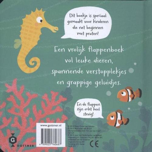 Uitgeverij Gottmer Hoe doet dit dier? Arf Arf!