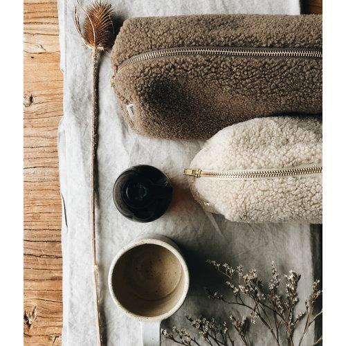 Studio Noos Chuncky pouch dark brown