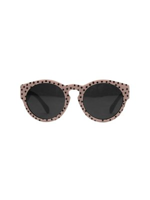 vanPauline Sunnies Pink Dots 1-3 jr