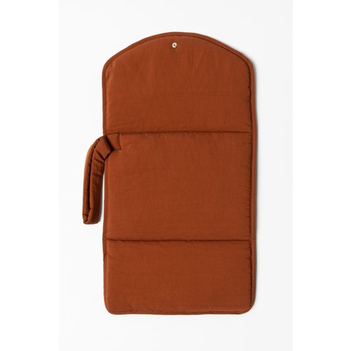 Studio Noos Puffy changing mat | copper