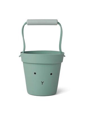 Liewood Linda bucket  emmertje | rabbit pepermint mix