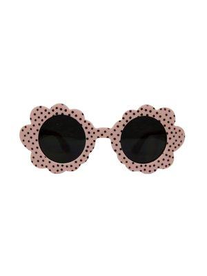 vanPauline Sunnies Flower Pink Dots junior 4+