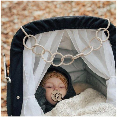 bibs Ring | Baby Blue