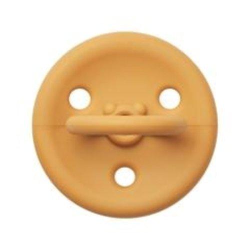Liewood Paula pacifier 3-pack 6-36 maanden | yellow mellow multi mix
