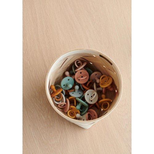 Liewood Paula pacifier 3-pack 6-36 maanden | peppermint multi mix